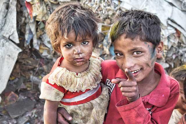 """Werbung - Kinderschutzhaus in Bangladesch - """"Stück zum Glück"""""""