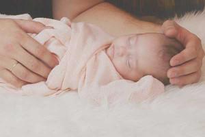 Babyfotografie und Neugeborenenfotografie